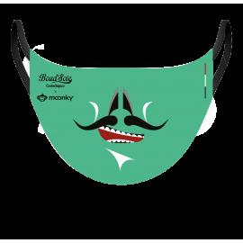 Masque garçon - sombrero